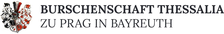 Burschenschaft Thessalia zu Prag in Bayreuth